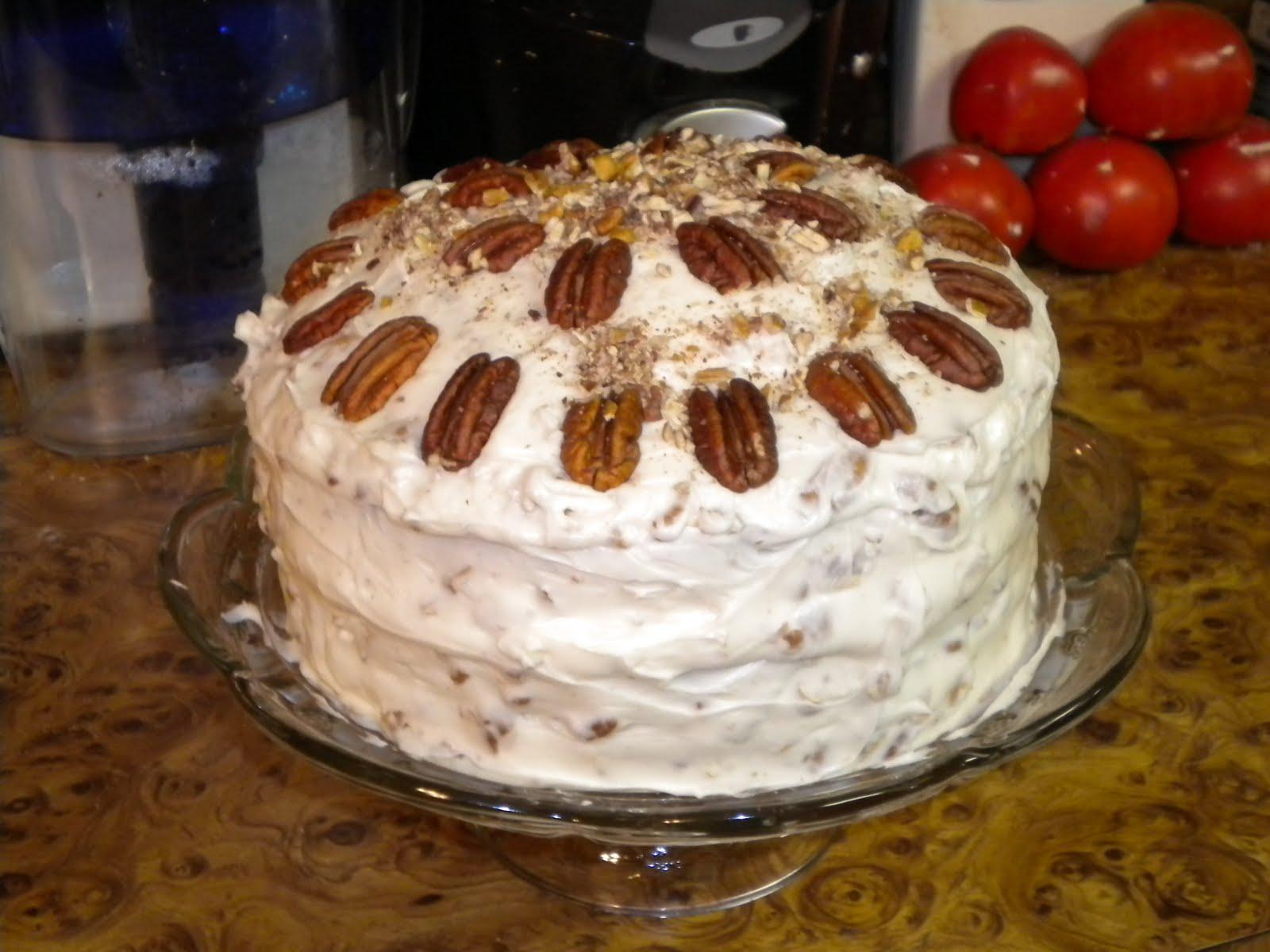 Dreams Of Cake Italian Cream Cake