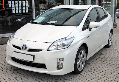 Toyota says Prius had brake design problems   Electric Vehicle News