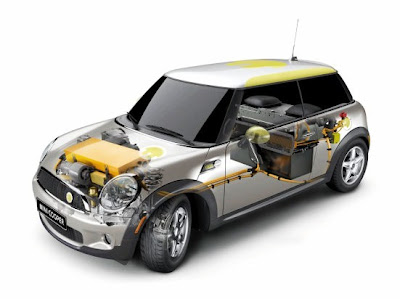 Bmw Mini E Heading For The Uk Electric Vehicle News