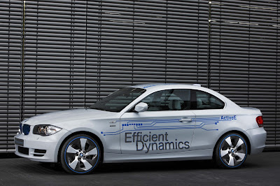 Bmw Launch Activee All Electric 1 Series Coupe Electric Vehicle News