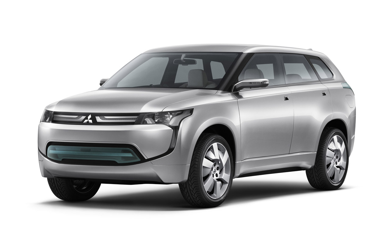 Mitsubishi Set To Launch Plug In Hybrid Suv 2017