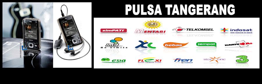 Image Result For Pulsa Online Di Tangerang