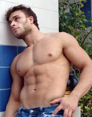 Hot Shirtless Teen 16