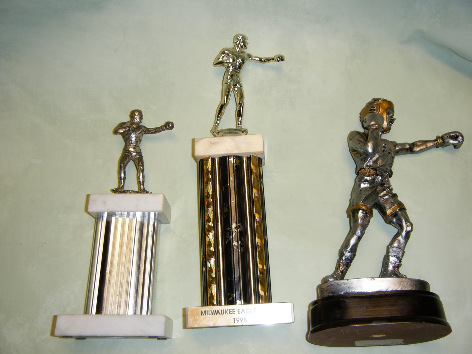 Propabilites Inc Boxing Trophies