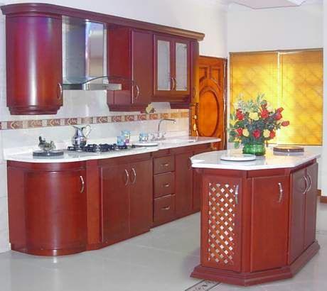 Cocinas integrales for Mostrar cocinas modernas
