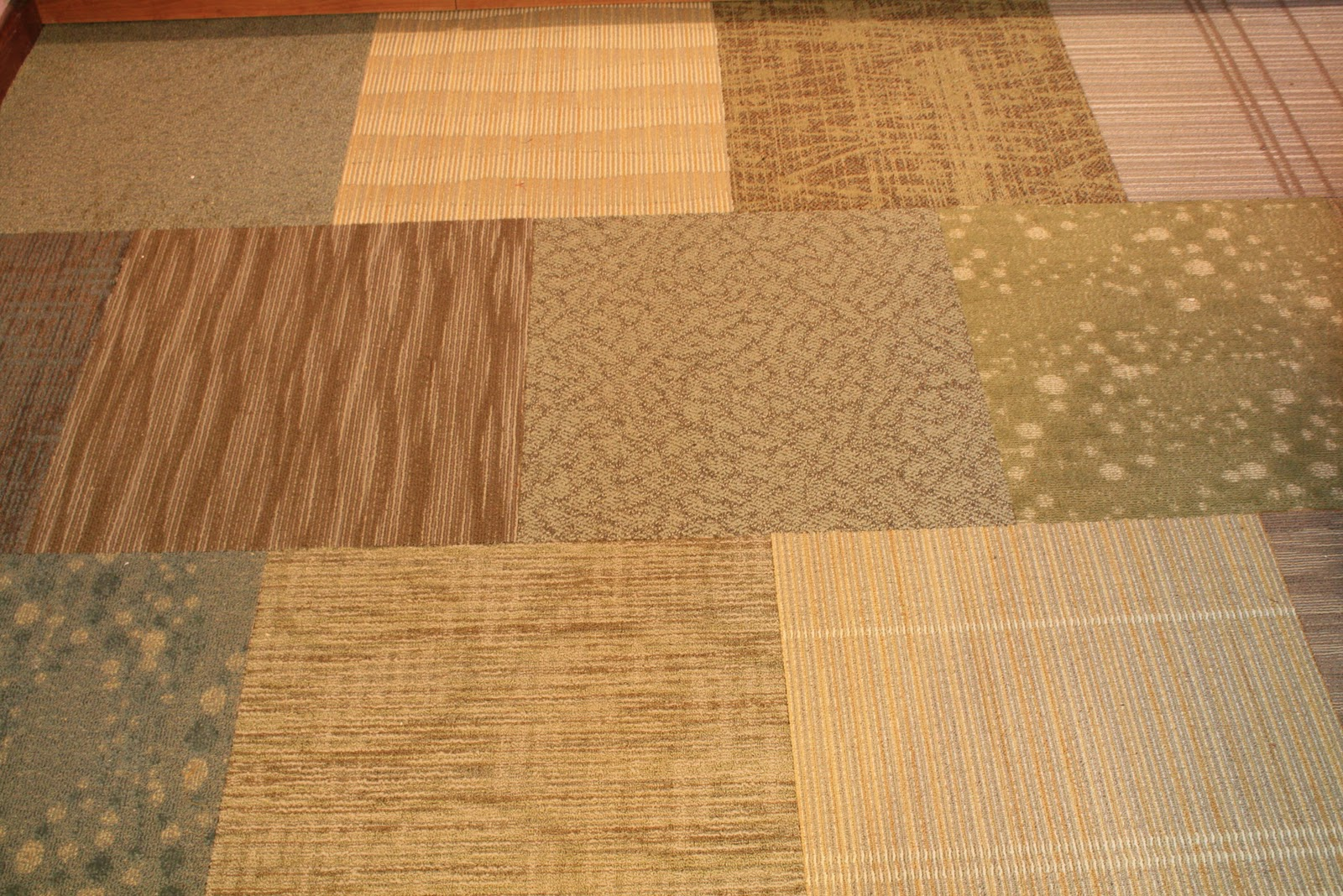 Heidi Boyd Diy Carpet Sample Flooring