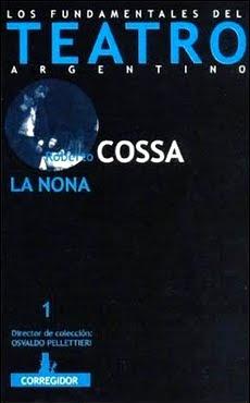 NONA COSSA PDF ROBERTO LA