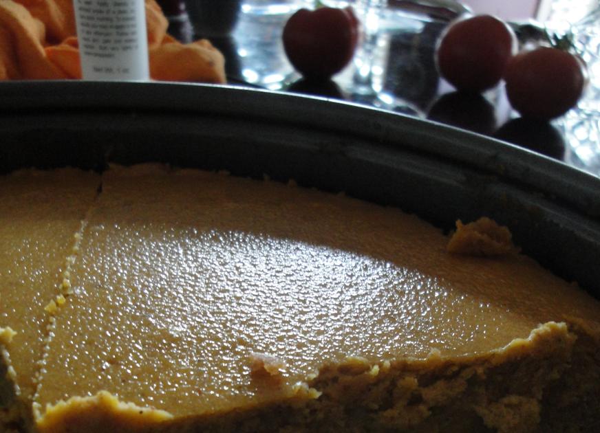 Pumpkin Cheesecake America S Test Kitchen