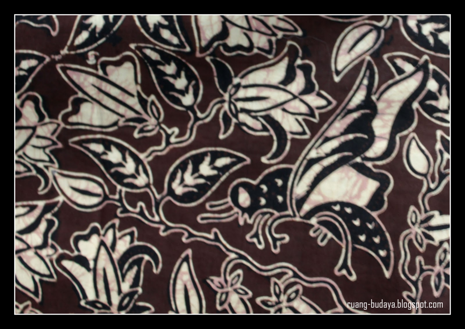 Download Sketsa Dan Gambar Batik Lasem