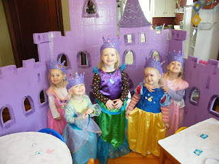 Kids Birthday Parties - Purple Princess Party