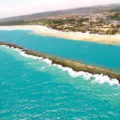 Conheça as praias mais cobiçadas do Nordeste