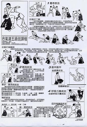 El rinc n del aikido lecciones japonesas for Tecnicas basicas de cocina pdf