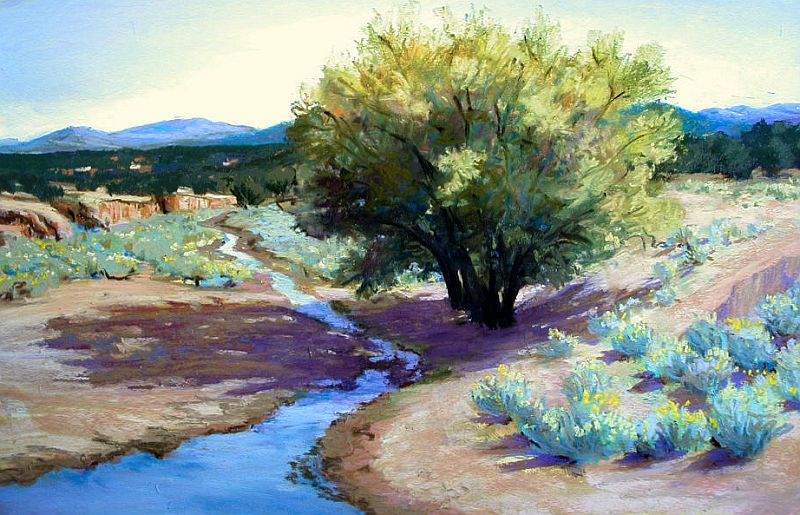 Landscape Painting In Pastels Chapter Eleven Trees