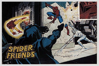 marvel comics of the 1980s 1981 spider man and his amazing friends