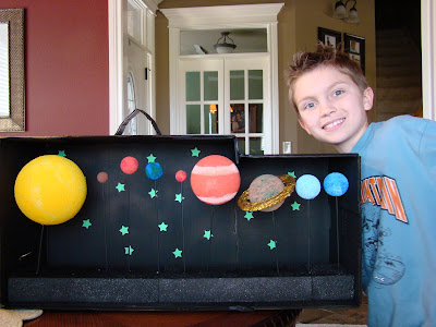 our solar system school project - photo #29