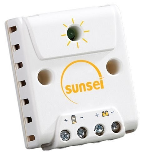 Sunsei Cc 10000 Solar Panel Charge Controller Battery