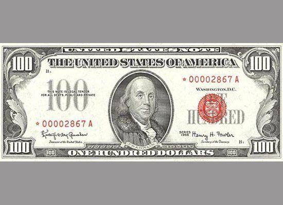 History Of Us 100 Bills Foto Set I Like