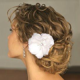 flor para cabelos fotos