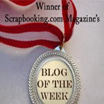 Scrapbooking.com Winner