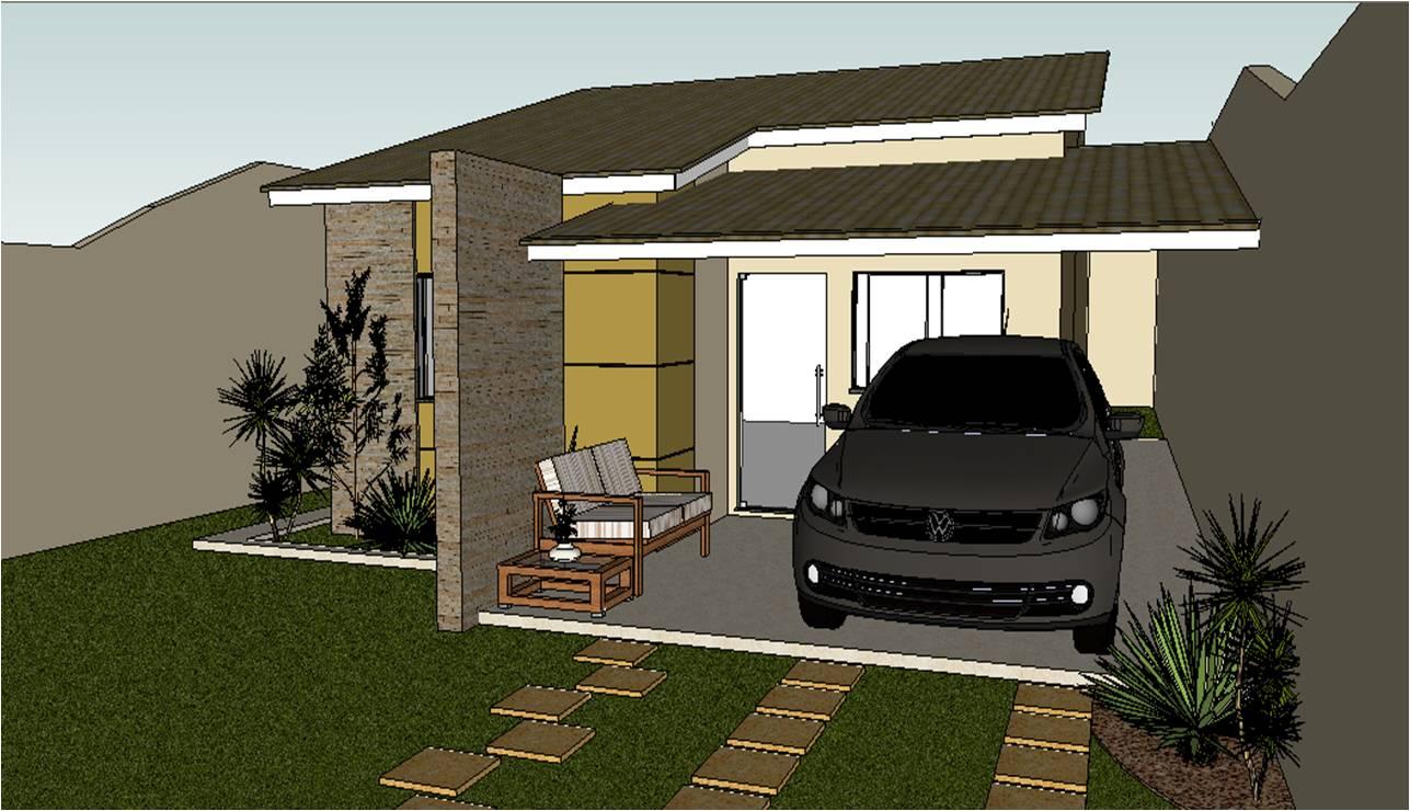 Nosso Sonho Nossa Casa Ganhei O Projeto Da Varanda