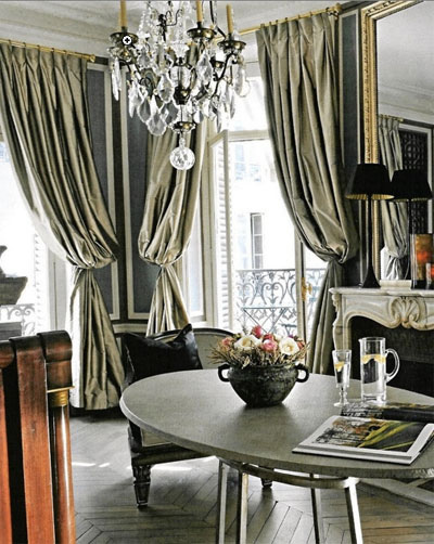 Grey And Gold Living Room Decor: Room Lust: Grey, Olive And Gold