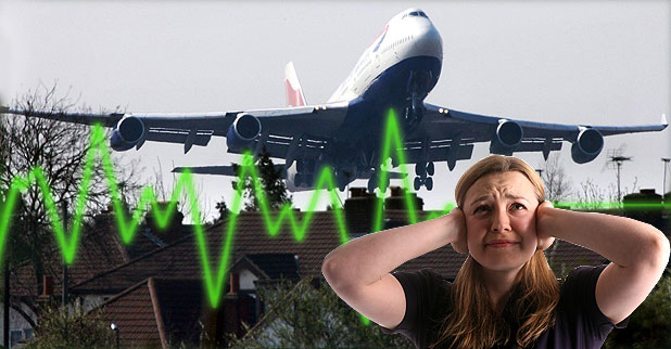 GREEN WORLD: Noise pollution