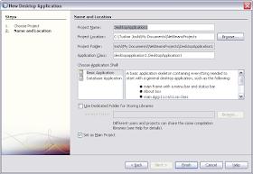 Netbeans IDE Blog by Tushar Joshi, Nagpur: Making executable