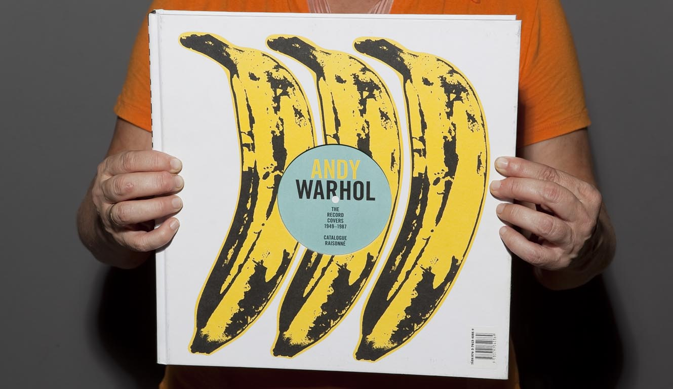 Libros De Andy Warhol Encubierta Libros Andy Warhol The Record Covers