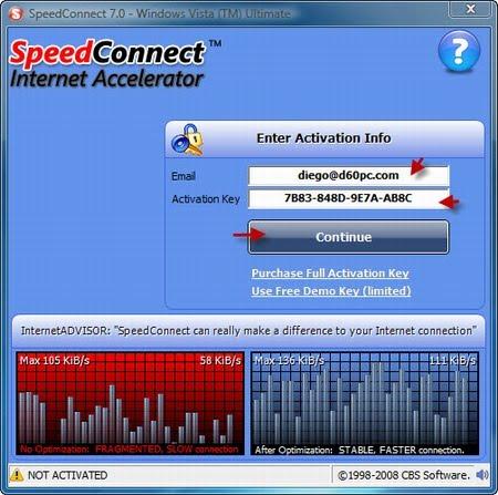 ACCELERATOR INTERNET V7.5 2008 TÉLÉCHARGER SPEEDCONNECT