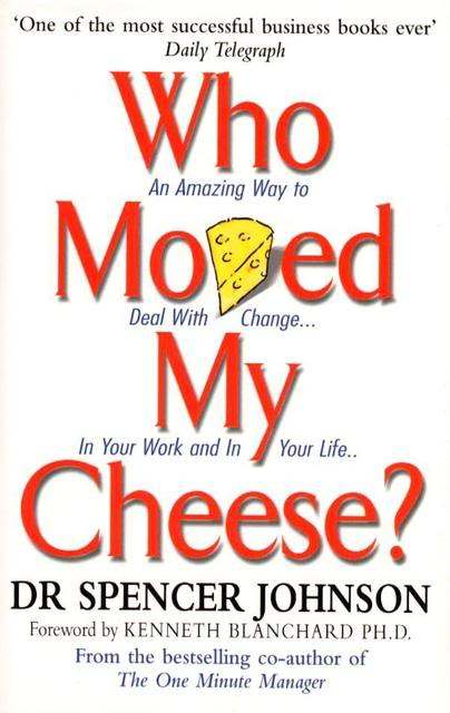 Free download who moved my cheese? Online book pdf.