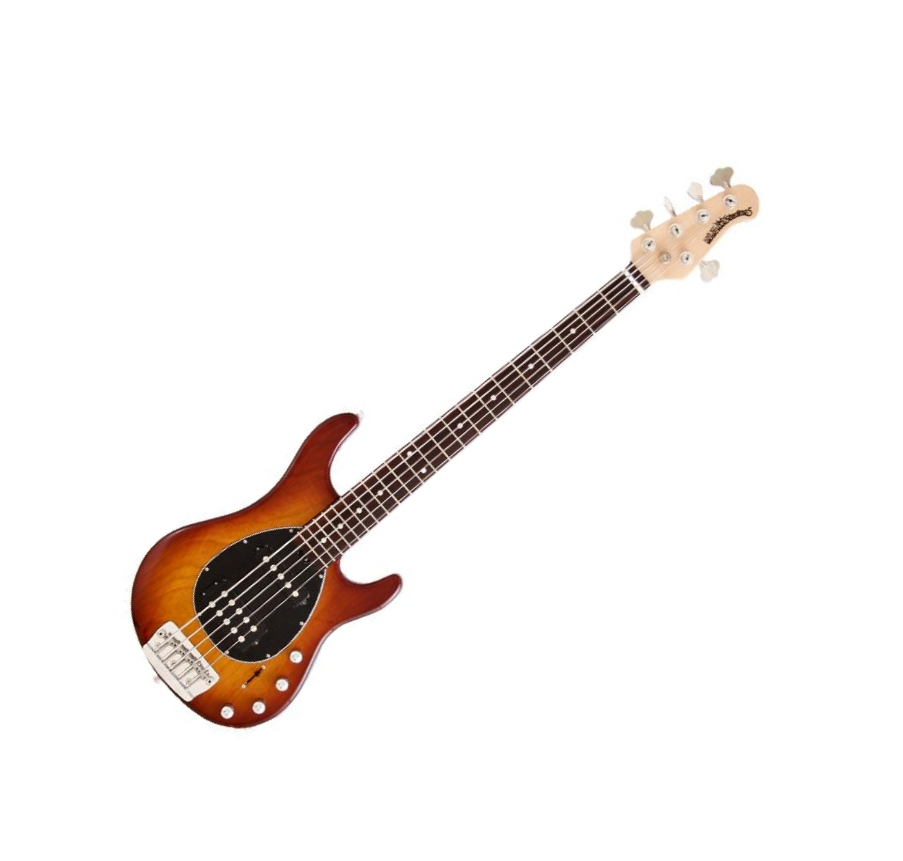 bass review for bassist music man sterling 5 5 string bass. Black Bedroom Furniture Sets. Home Design Ideas