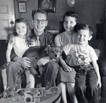 My Family in the Fifties
