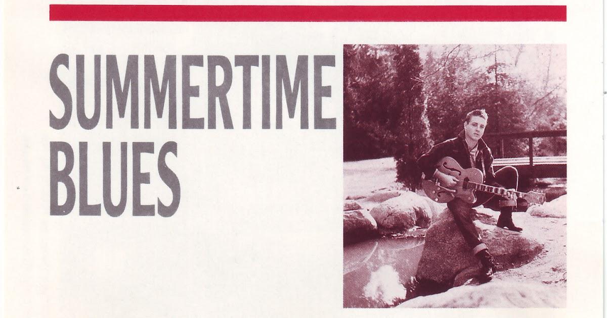 """The Rockin' Gipsy"": EDDIE COCHRAN ""SUMMERTIME BLUES"" DISC 2"