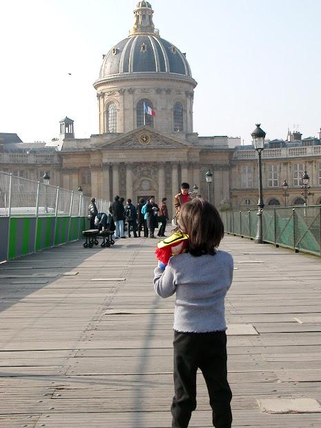 Shoshtrvls Ellery' Madeline Tour Of Paris