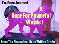 Roar For Powerful Words