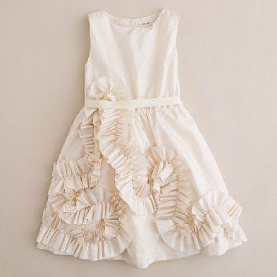 768b4fbe5 The Crewcuts line includes an adorable collection of flower girl dresses  that are not only modern but gorgeous. Just when you thought that you  wouldn't find ...