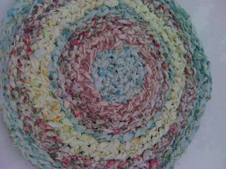 Handmade In The Usa Crafting Ideas Braided Plarn Rugs