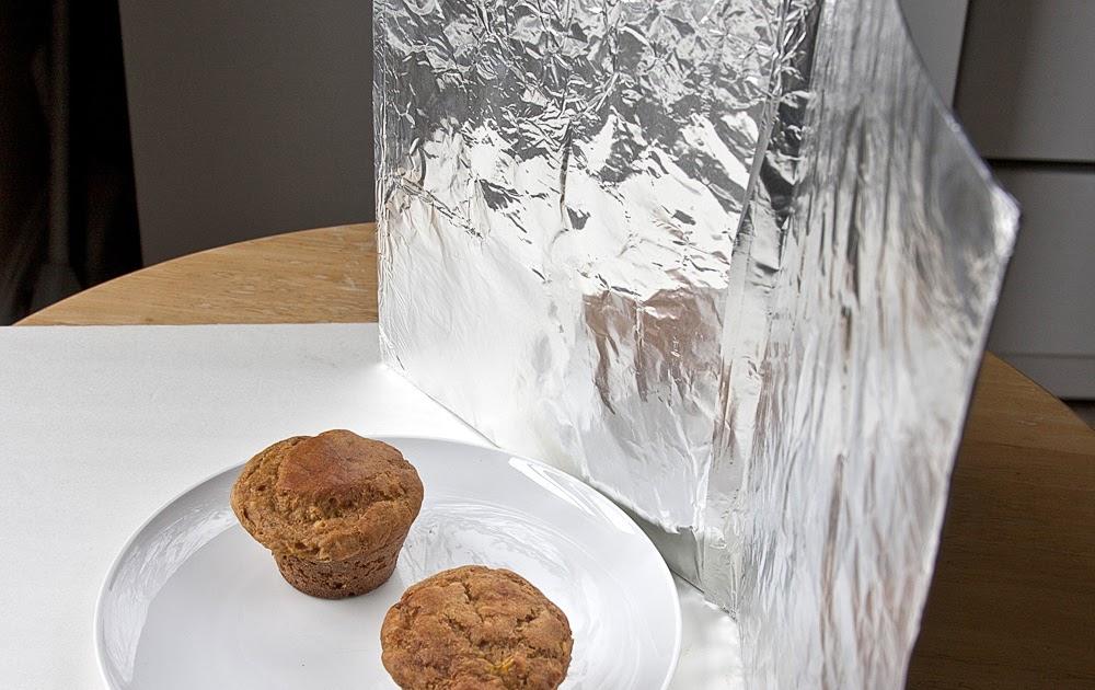 Muffin Tin Mania: DIY Light Reflector