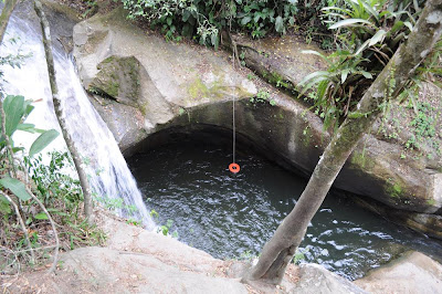 viajando sem frescura rio de janeiro rj sana macae região serrana cachoeiras camping pai