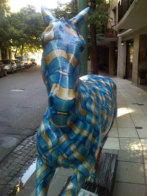 LOS CABALLOS DE PERTOVT EN BUENOS AIRES