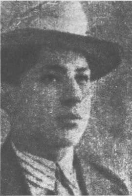 Carlos Gardel en 1905