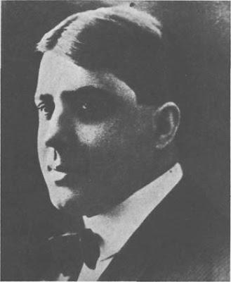 Carlos Gardel en 1911