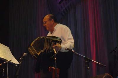 Raul Garello en el Luna Park