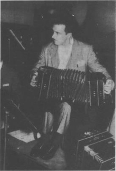 Jorge Caldara en 1961
