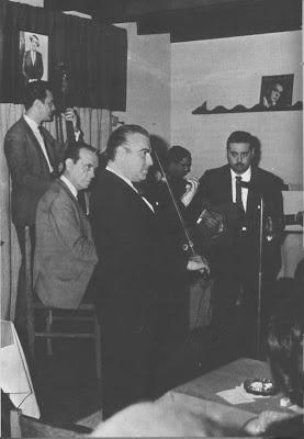 Quinteto Real(De  Lío,  Salgan,  Francini,   Laurenz y  Murtagh)