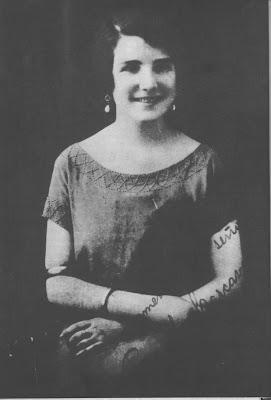 Libertad Lamarque en 1925