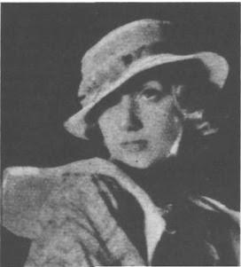 Chola Bosch en 1934