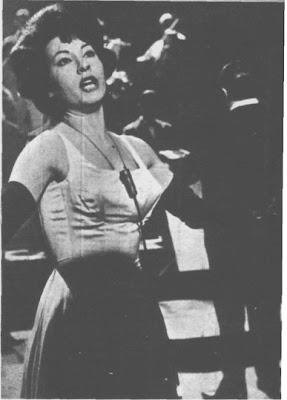 Nelly Vazquez con Anibal Troilo en 1965