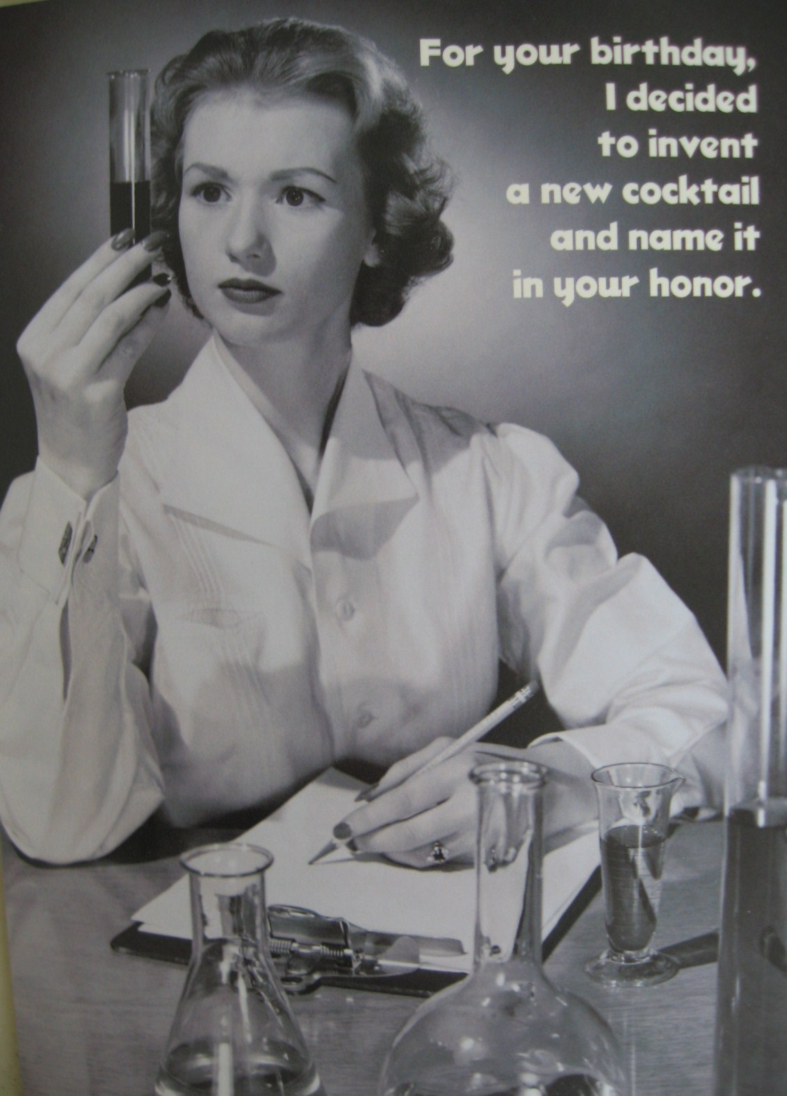 "A Sip of Sarsaparilla: Vintage Birthday Fun: ""She could ..."