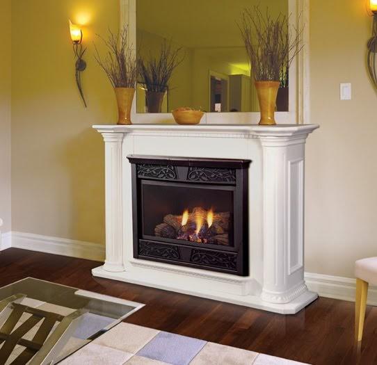 Ventless Fireplace Pictures Monessen Chesapeake Cfx32